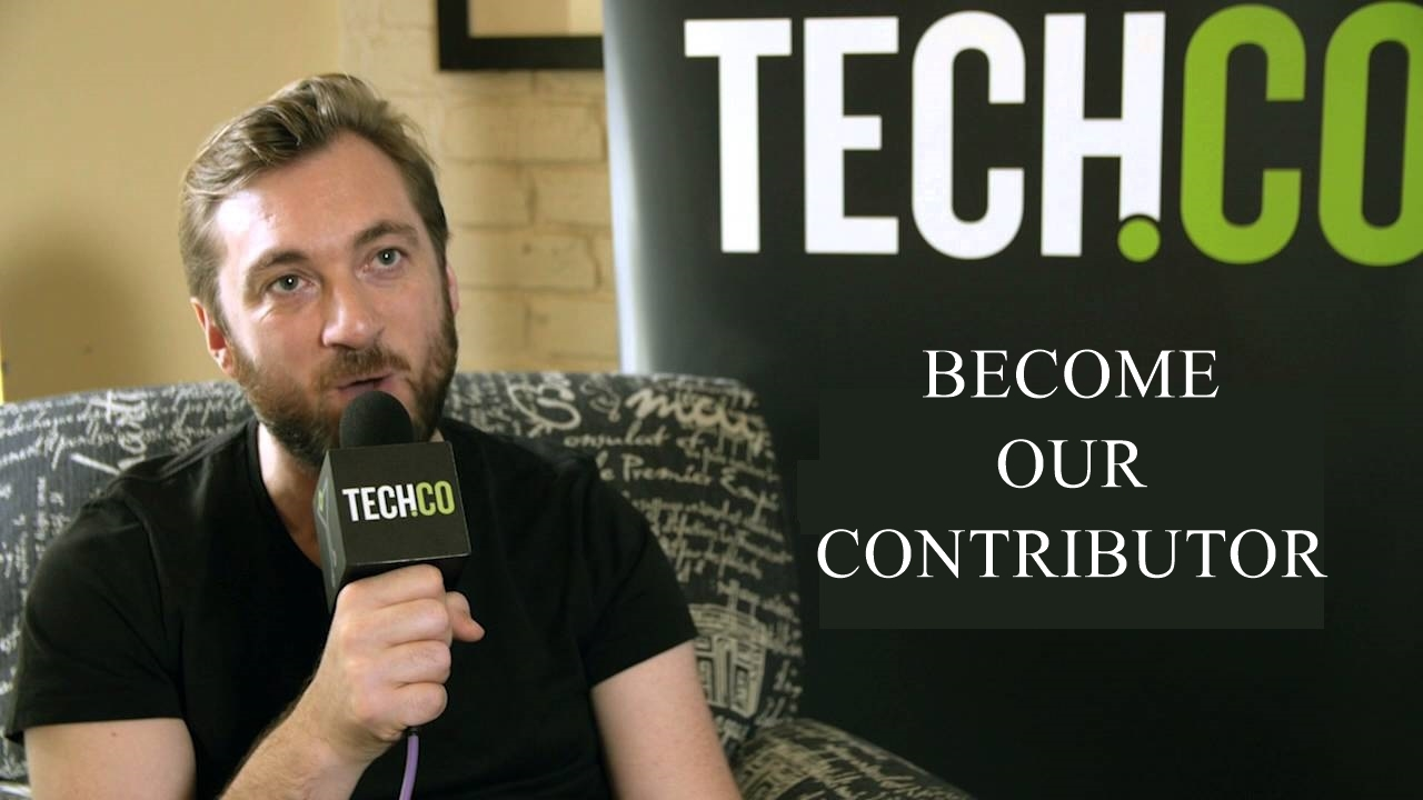 Make Contributor Account At Tech.Co Easily