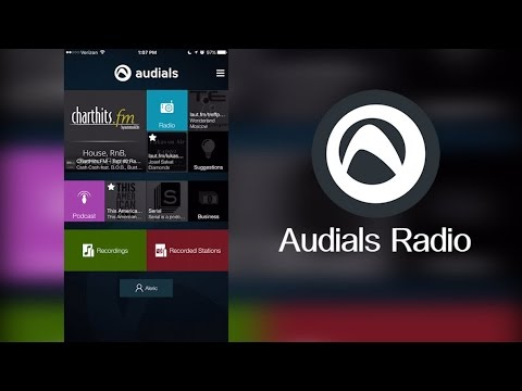 Audials Radio Application Review